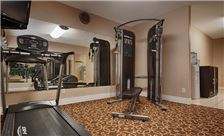 Westwego Hotel Fitness Center