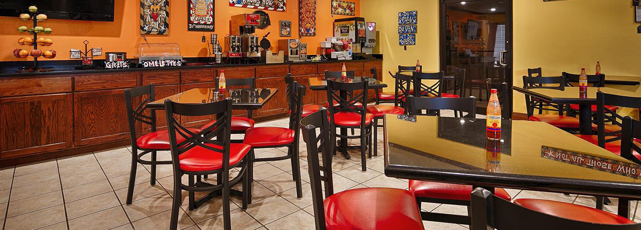 Dining Service Of Bayou Inn Westwego, Louisiana